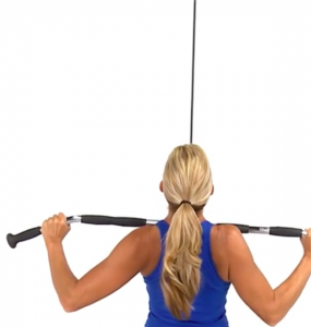 Lateral Pulldown