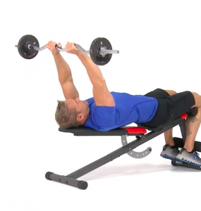 Prone Tricep Extension