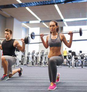 fitness schema beenspieren