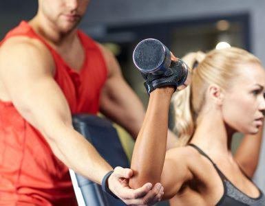 fitness schema schouders